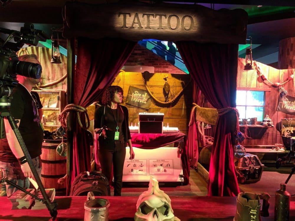 "FTS E3 ""Sea of Thieves"" at the Microsoft Theater LA"