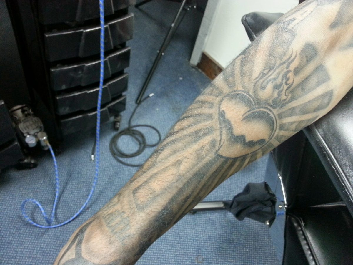 Carmelo Anthony's Sleeves by FTS