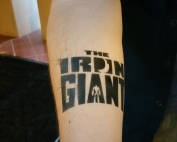 DreamWorks The Iron Giant Screening