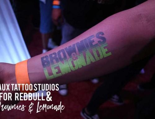 Red Bull – Brownies & Lemonade at the Belasco